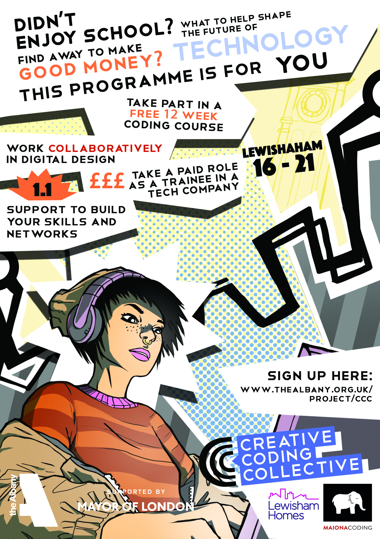 Creative Coding Collective