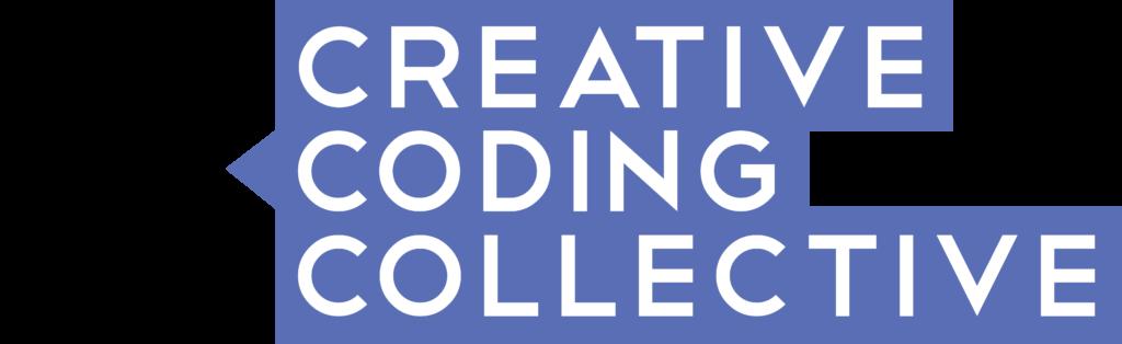 creative coding collective logo